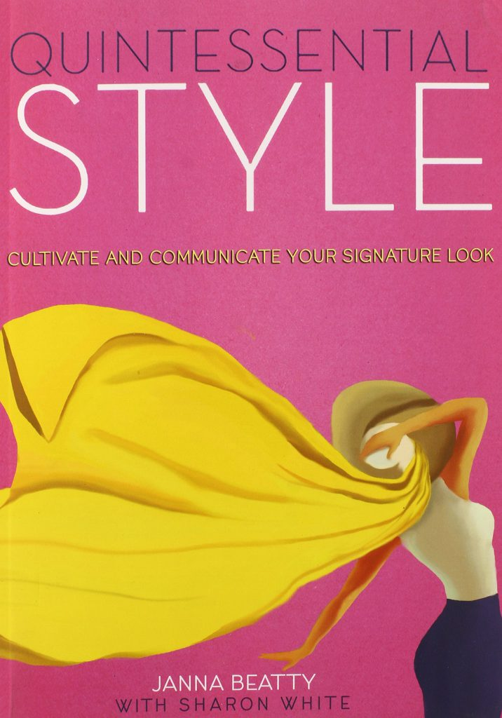 Front cover of Quintessential Style book