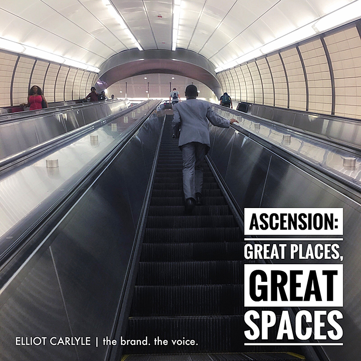 Ascension: Great Places, Great Spaces!
