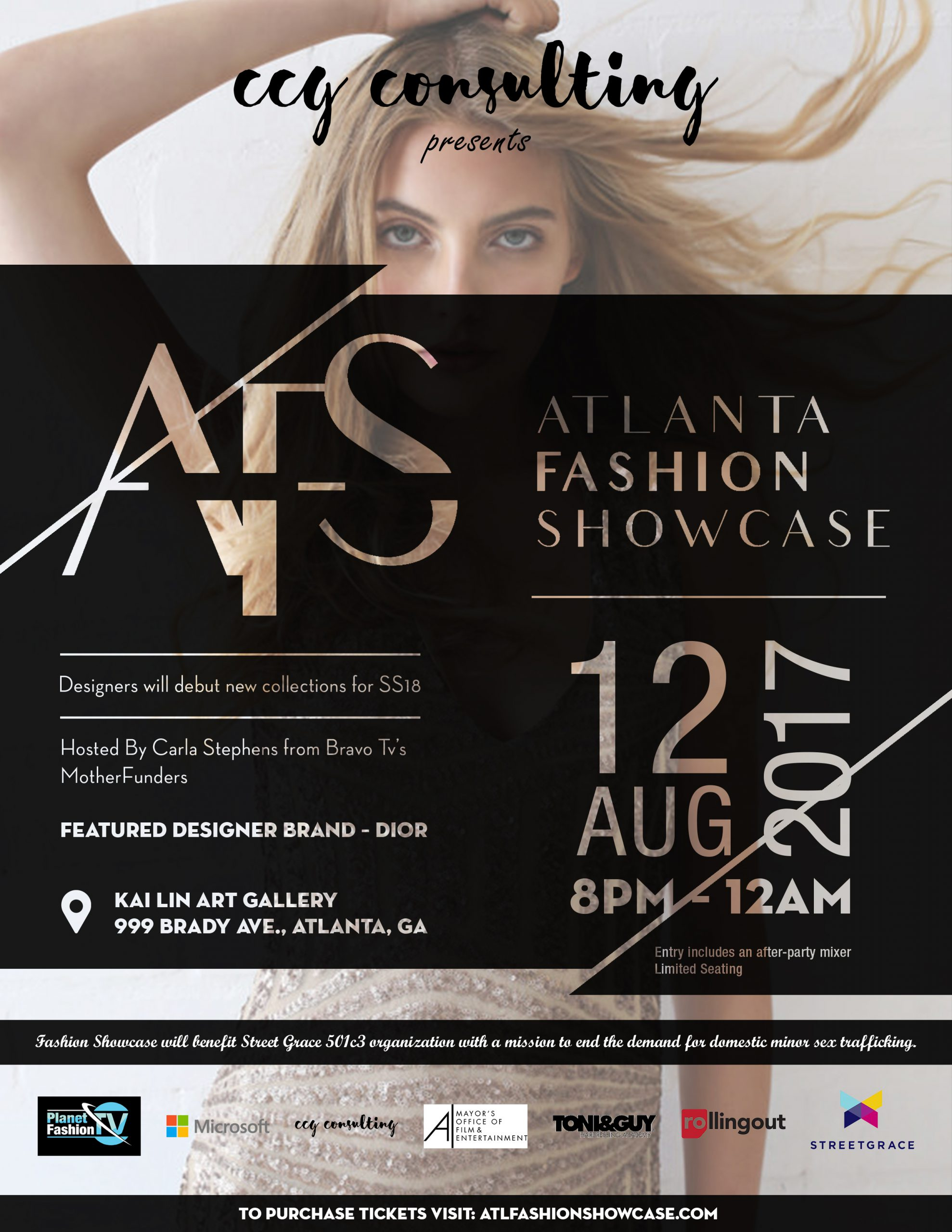 Atlanta Fashion Showcase 2017