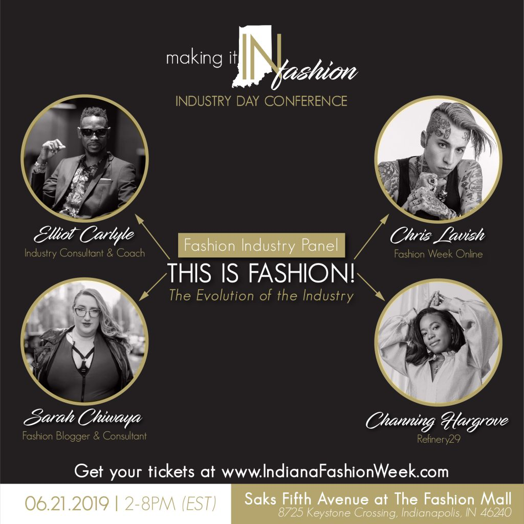 NYC Industry Goes to Indiana Fashion Week